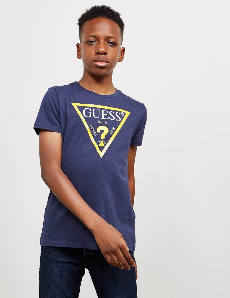 Guess Triangle Short Sleeve T-Shirt