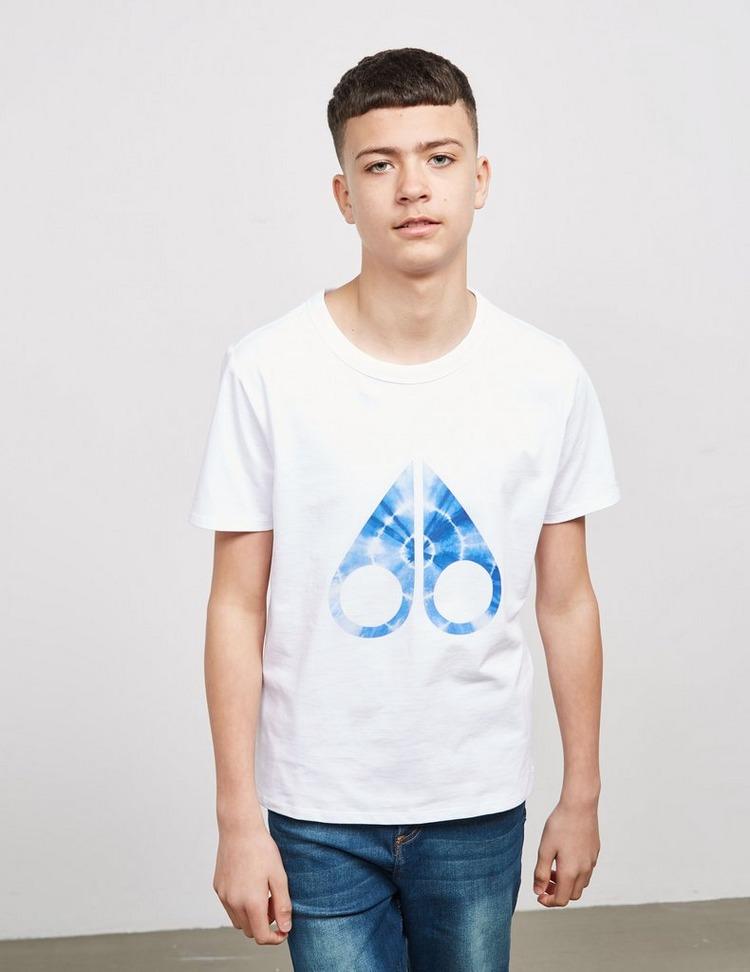 Moose Knuckles Dye Fill Short Sleeve T-Shirt
