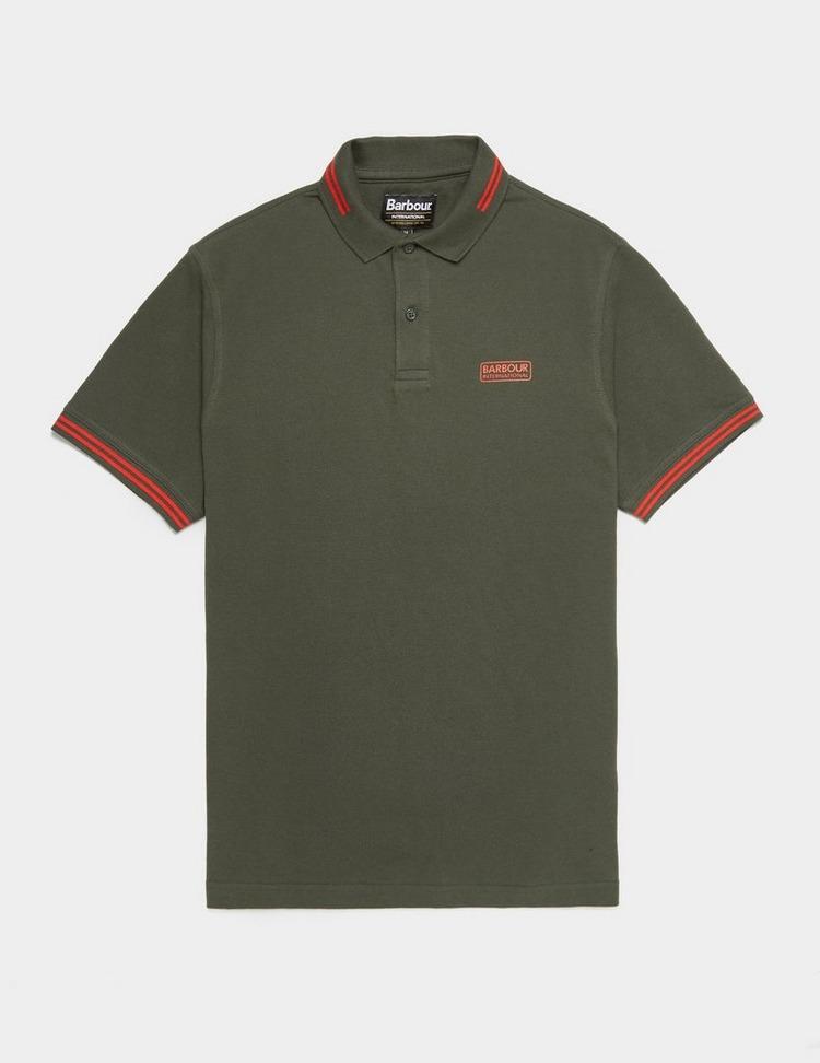 Barbour International Essential Tip Short Sleeve Polo Shirt