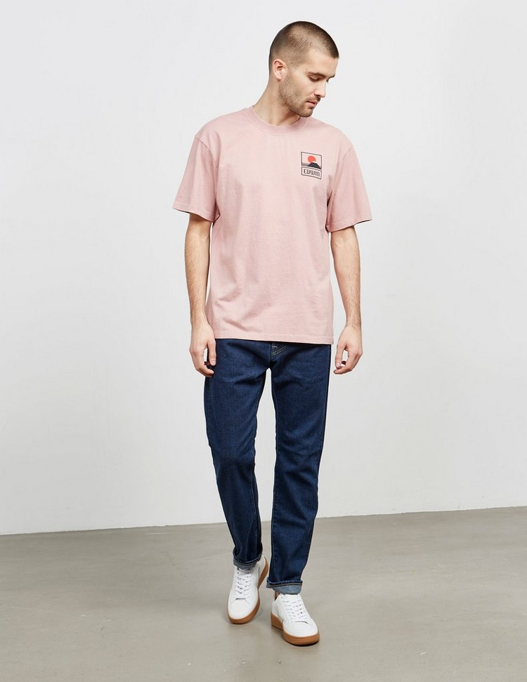 Edwin Sunset Mt Fuji Short Sleeve T-Shirt
