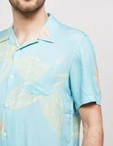 Edwin Floral Resort Short Sleeve Shirt