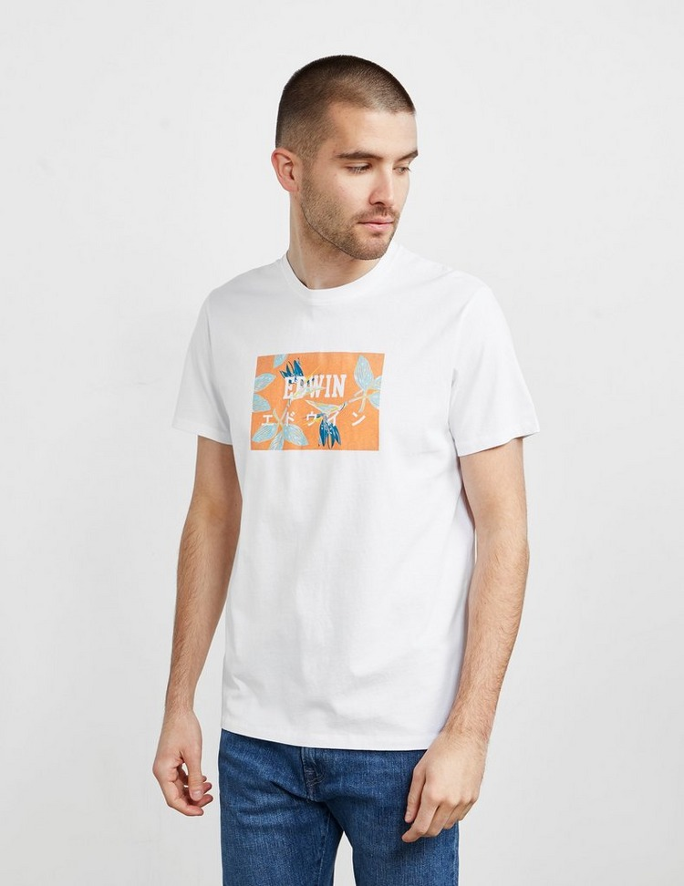 Edwin Birds Short Sleeve T-Shirt