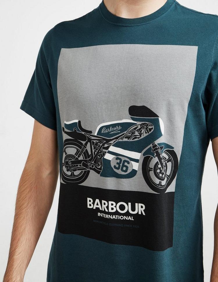Barbour International Posterise Short Sleeve T-Shirt