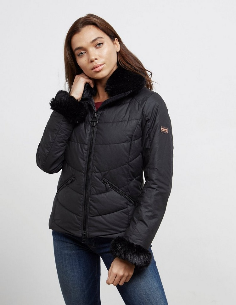 Barbour International Polar Bear International Baseline Quilted Jacket