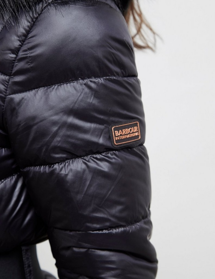 Barbour International Polar Bear International Arena Quilted Jacket