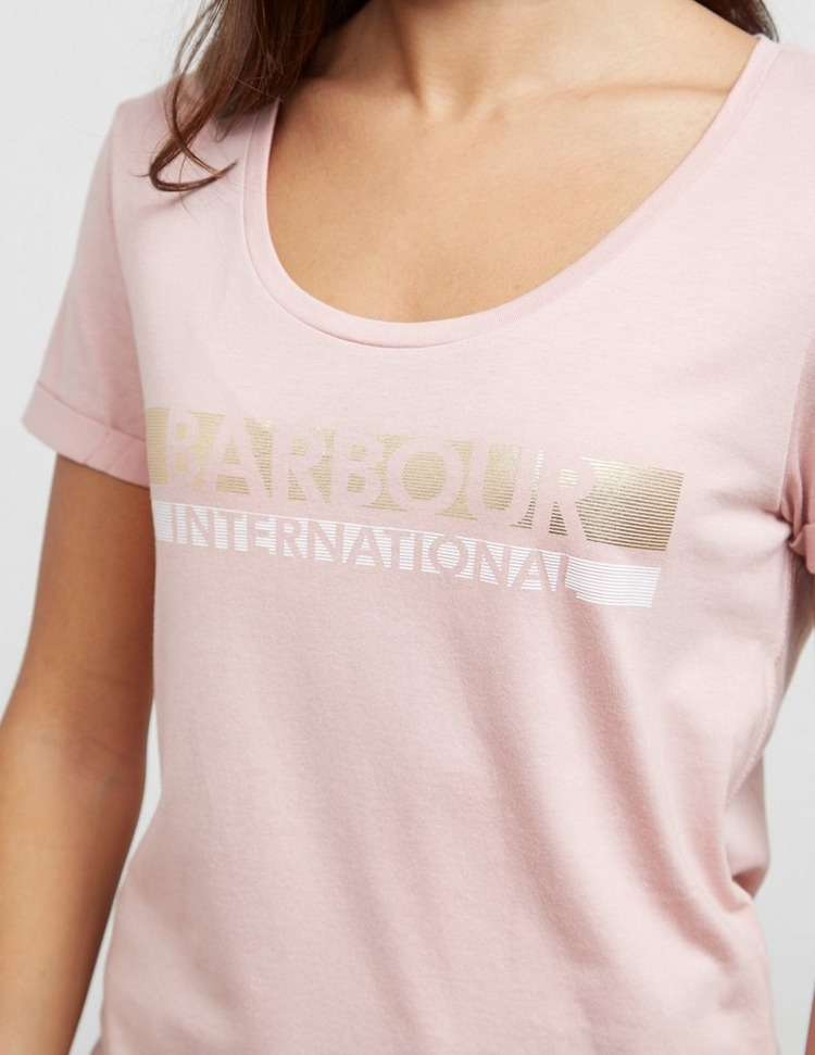 Barbour International Baseline Short Sleeve T-Shirt