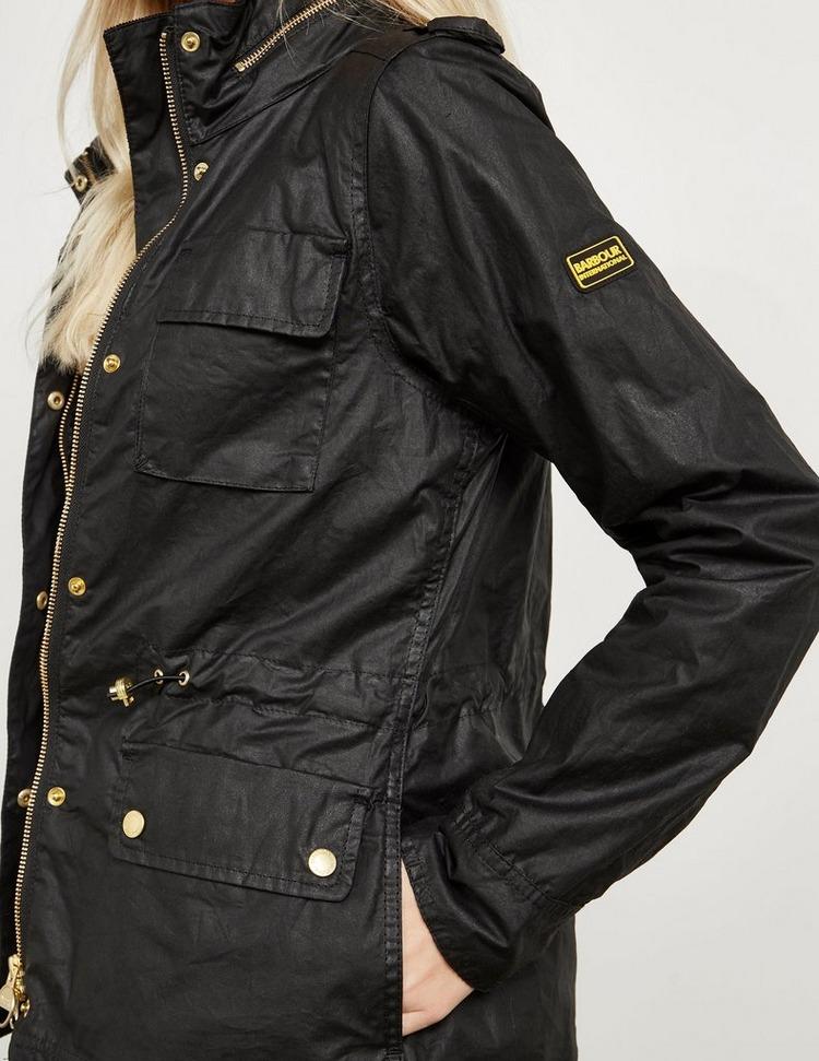 Barbour International Baton Wax Jacket