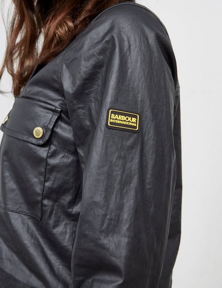 Barbour International Trackrace Casual Lightweight Jacket