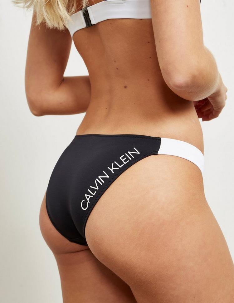 Calvin Klein Swim Bikini Bottoms