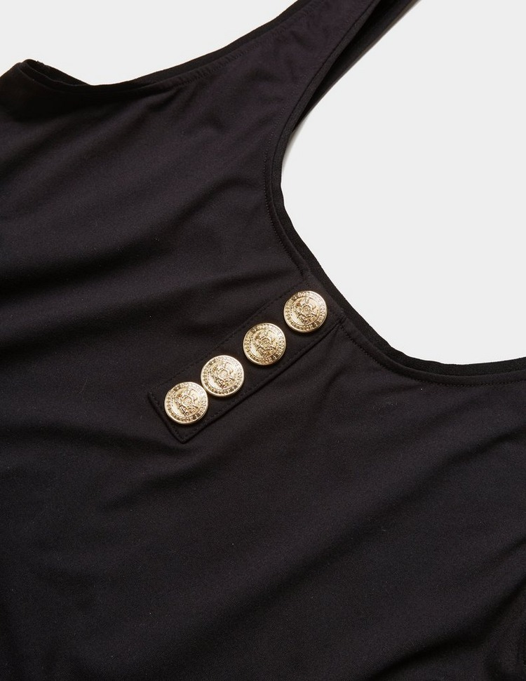 Holland Cooper Button Bodysuit