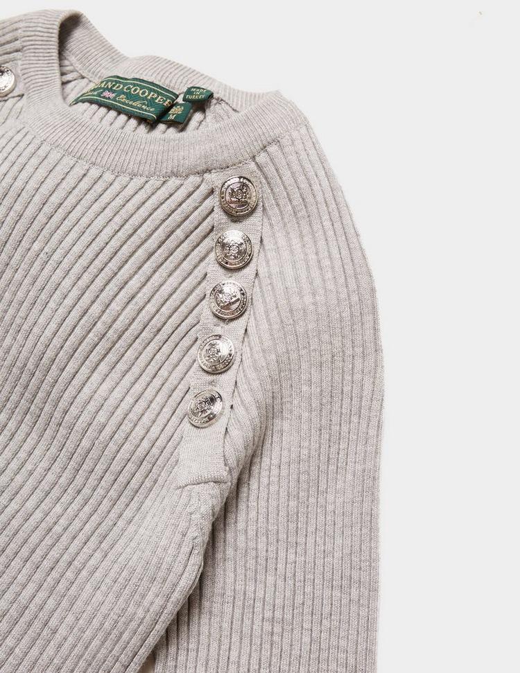 Holland Cooper Ribbed Knit Jumper