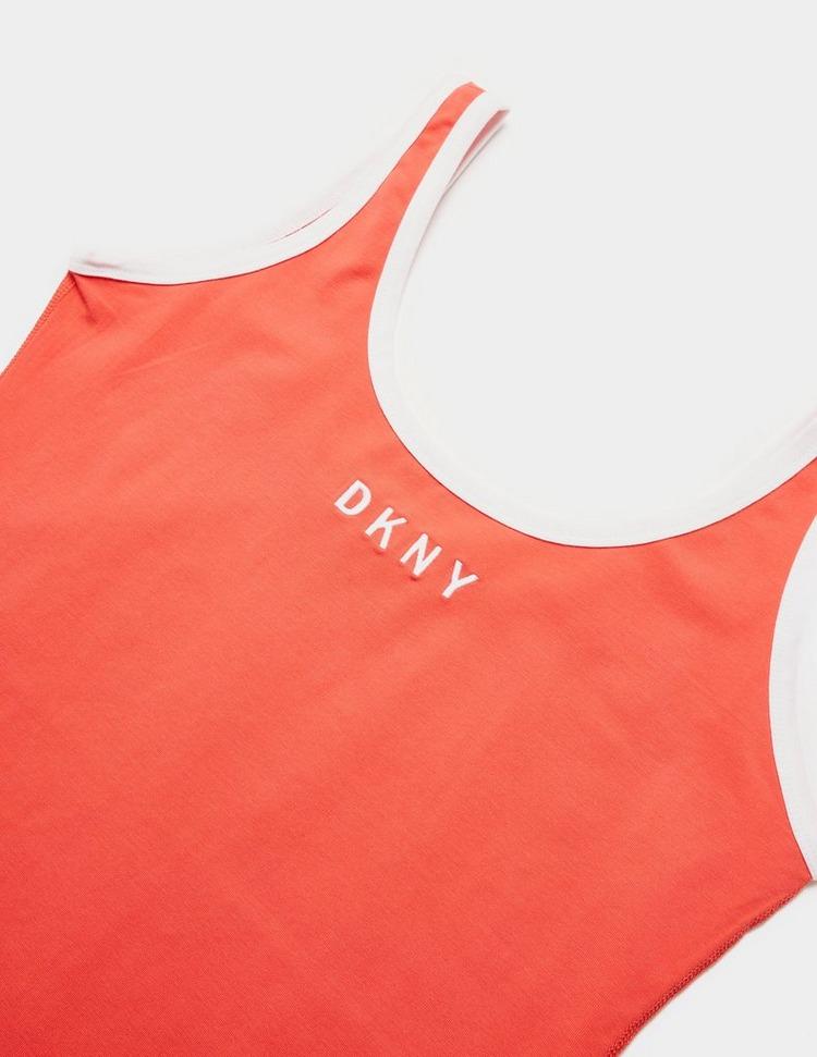 DKNY Ringer Tank Dress