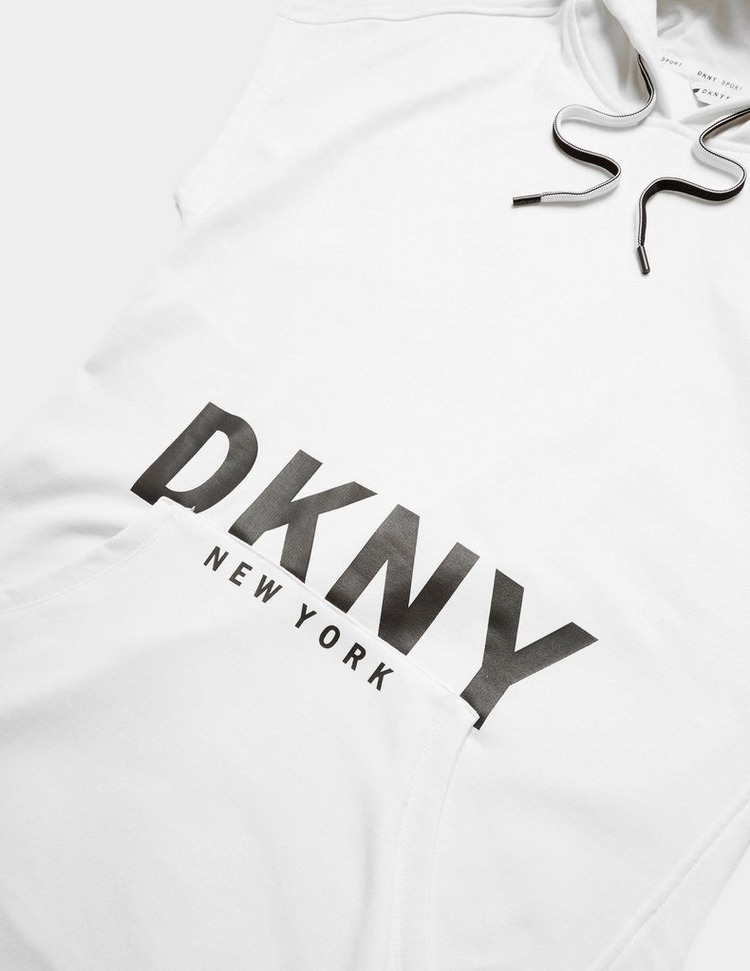 DKNY Cut Off Logo Dress