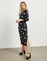 Armani Exchange Flower Print Dress