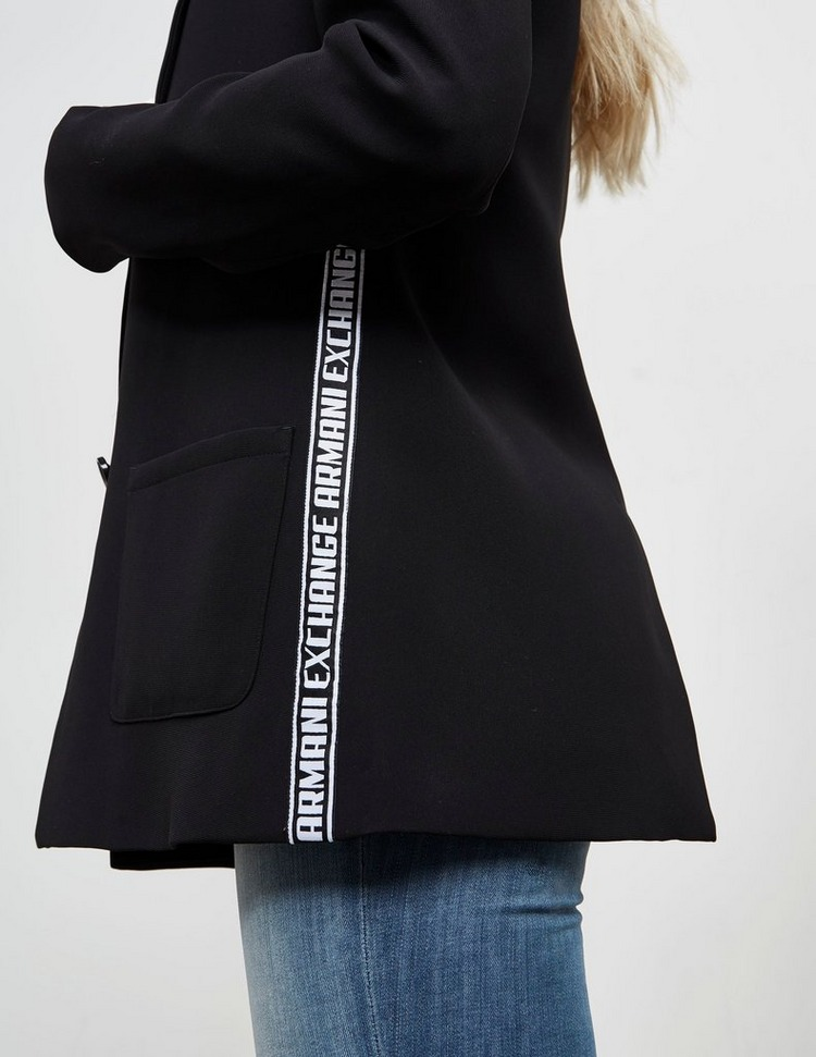 Armani Exchange Tape Blazer
