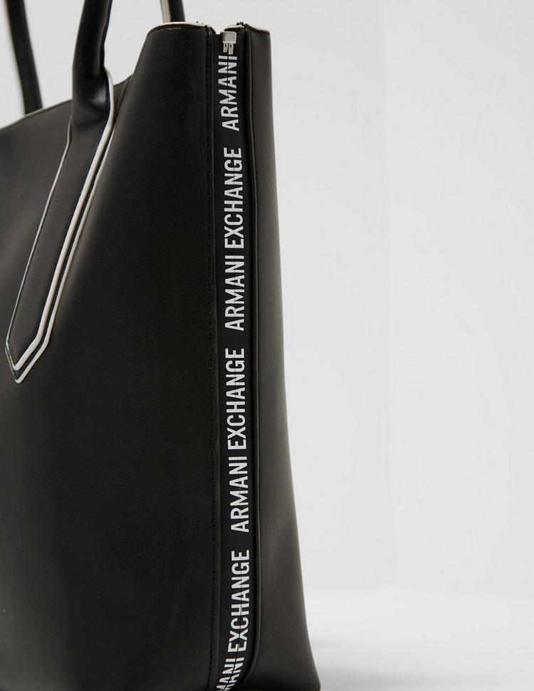 Armani Exchange Sally Shopper Tote Bag