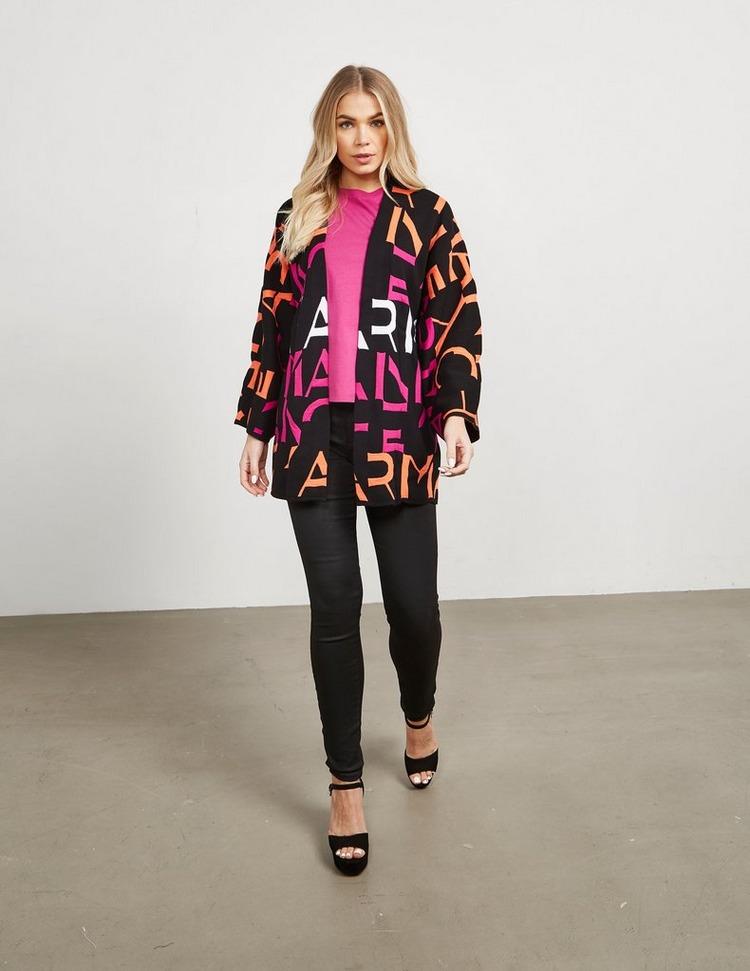 Armani Exchange Knit Cardigan