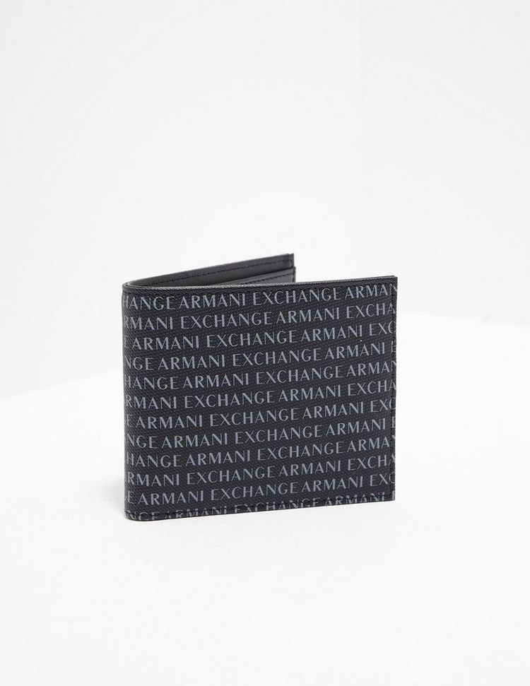 Armani Exchange All Over Print Wallet