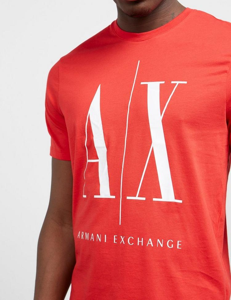 Armani Exchange Icon Logo Short Sleeve T-Shirt