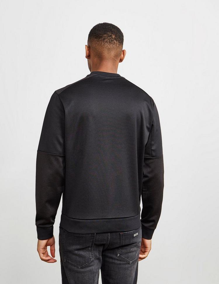 Armani Exchange Embroidered Logo Sweatshirt