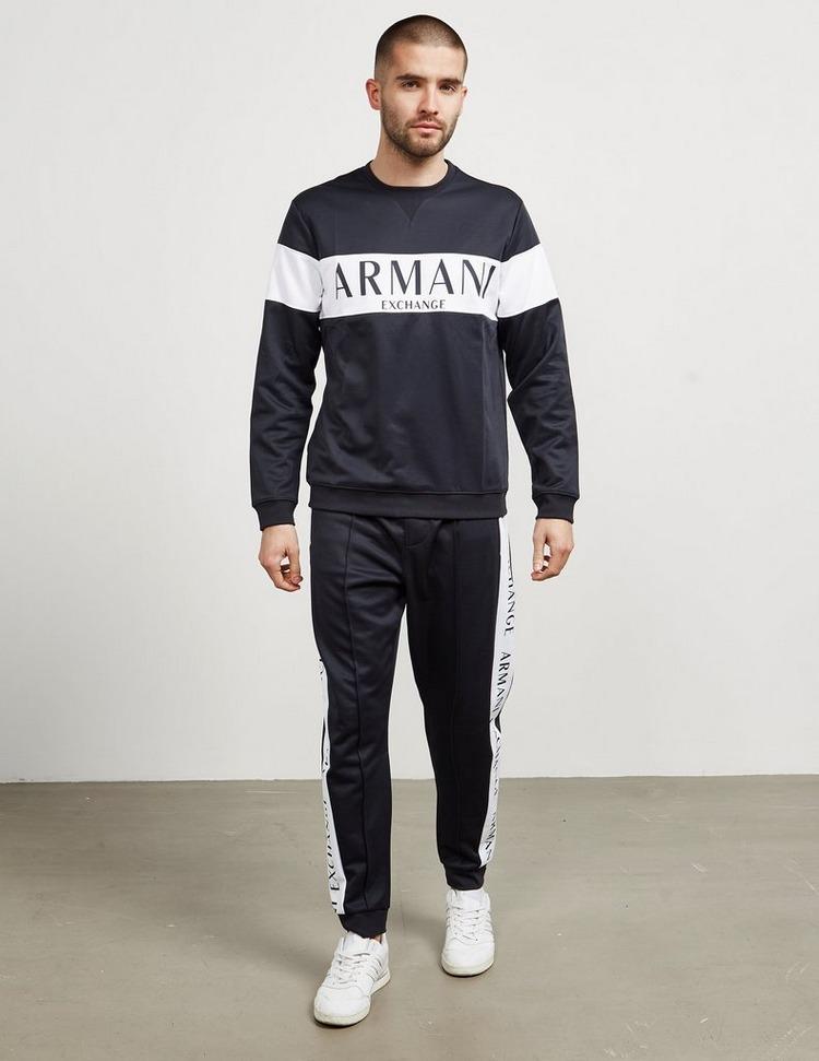 Armani Exchange Side Logo Track Pants