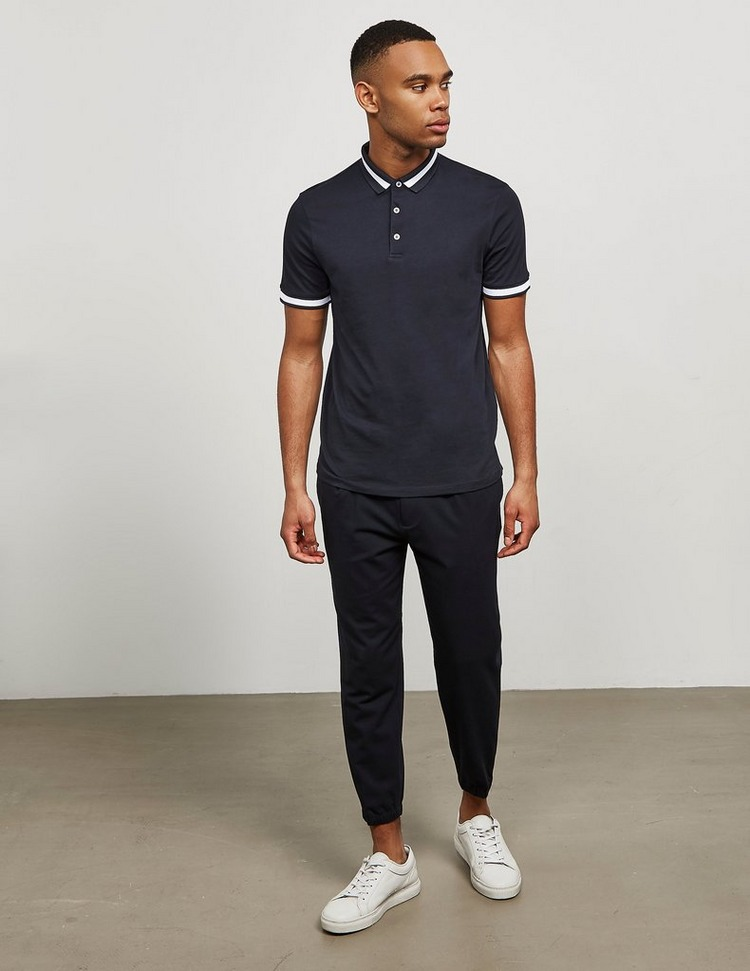 Armani Exchange Luxe Cuffed Trousers