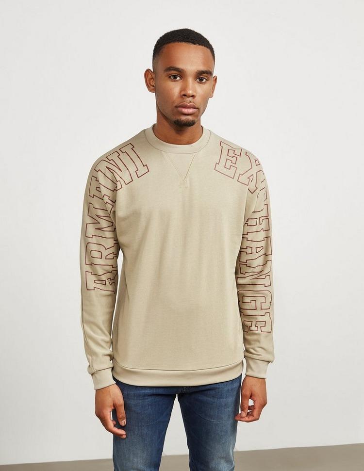 Armani Exchange Arm Logo Sweatshirt