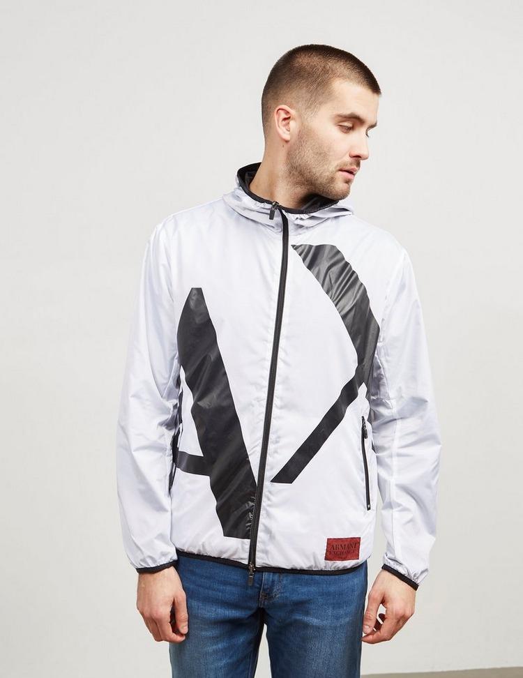 Armani Exchange Reversible Lightweight Jacket