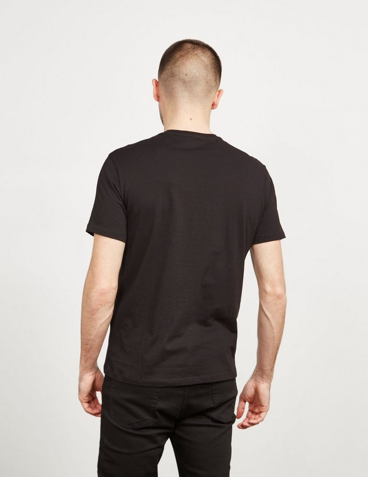 Armani Exchange Rubber Logo Short Sleeve T-Shirt