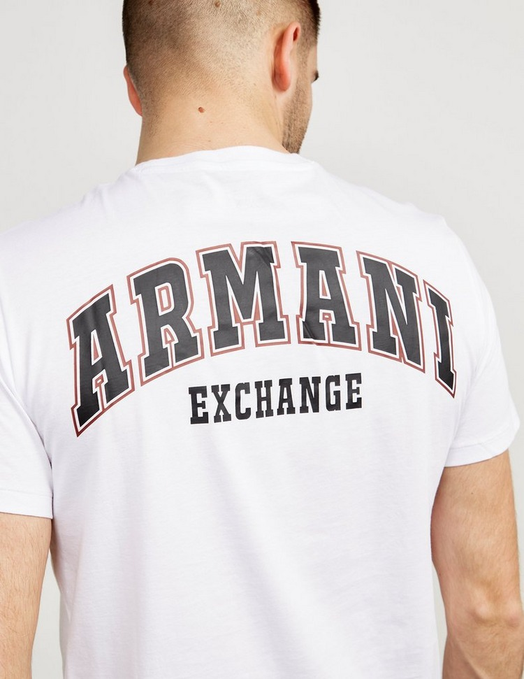 Armani Exchange Logo Badge Short Sleeve T-Shirt