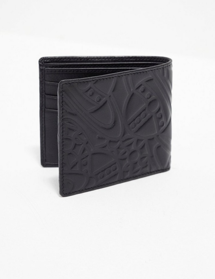 Vivienne Westwood Emboss Orb Billfold Wallet