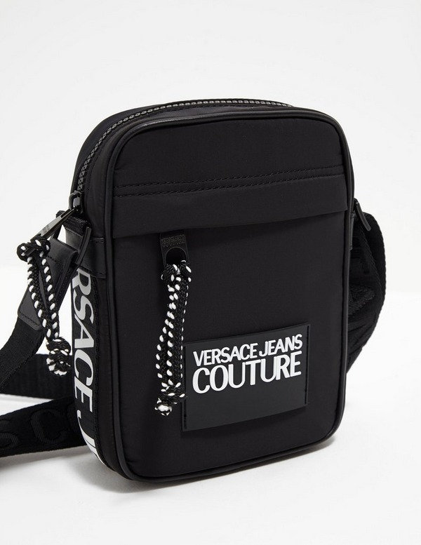 Versace Jeans Couture Bold Logo Cross Body Bag