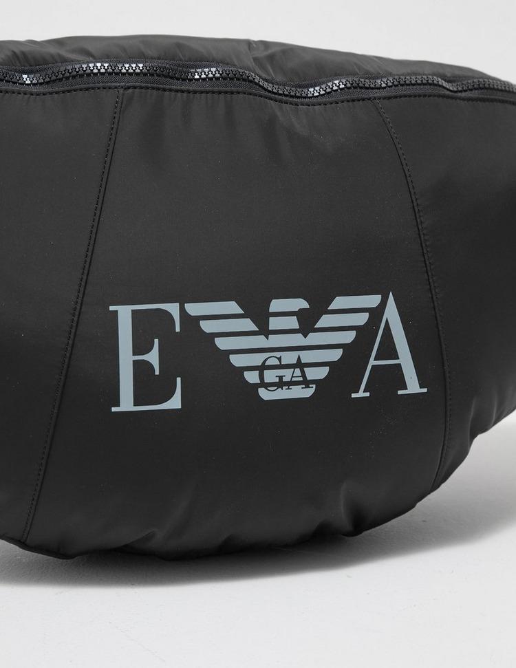 Emporio Armani Loungewear Eagle Logo Jumbo Bum Bag