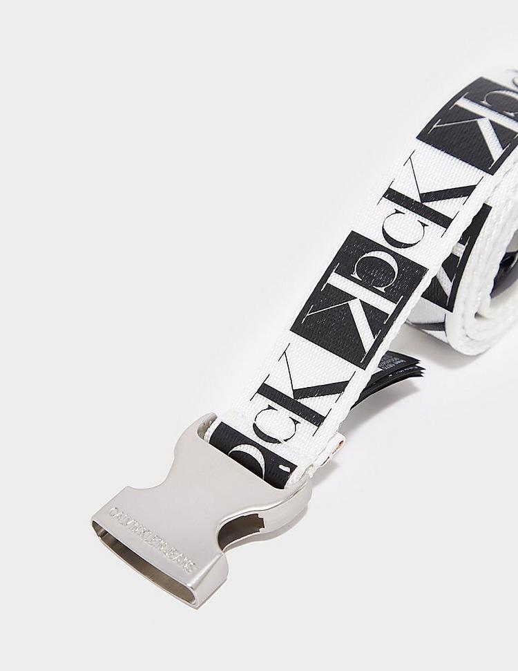 Calvin Klein Jeans Canvas Belt