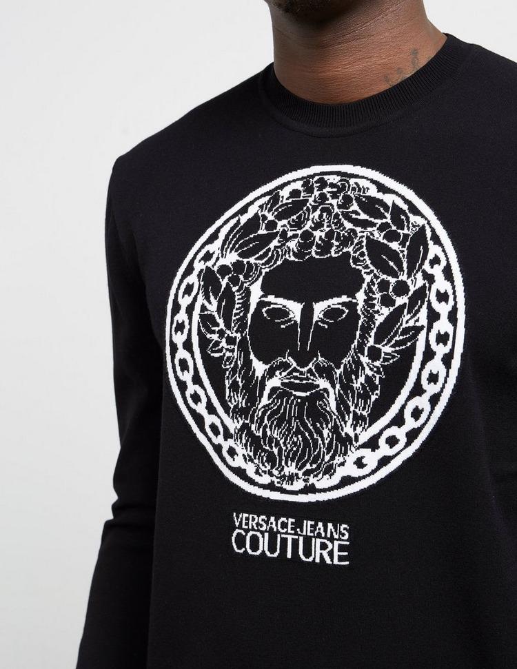 Versace Jeans Couture Adriano Overhead Sweatshirt