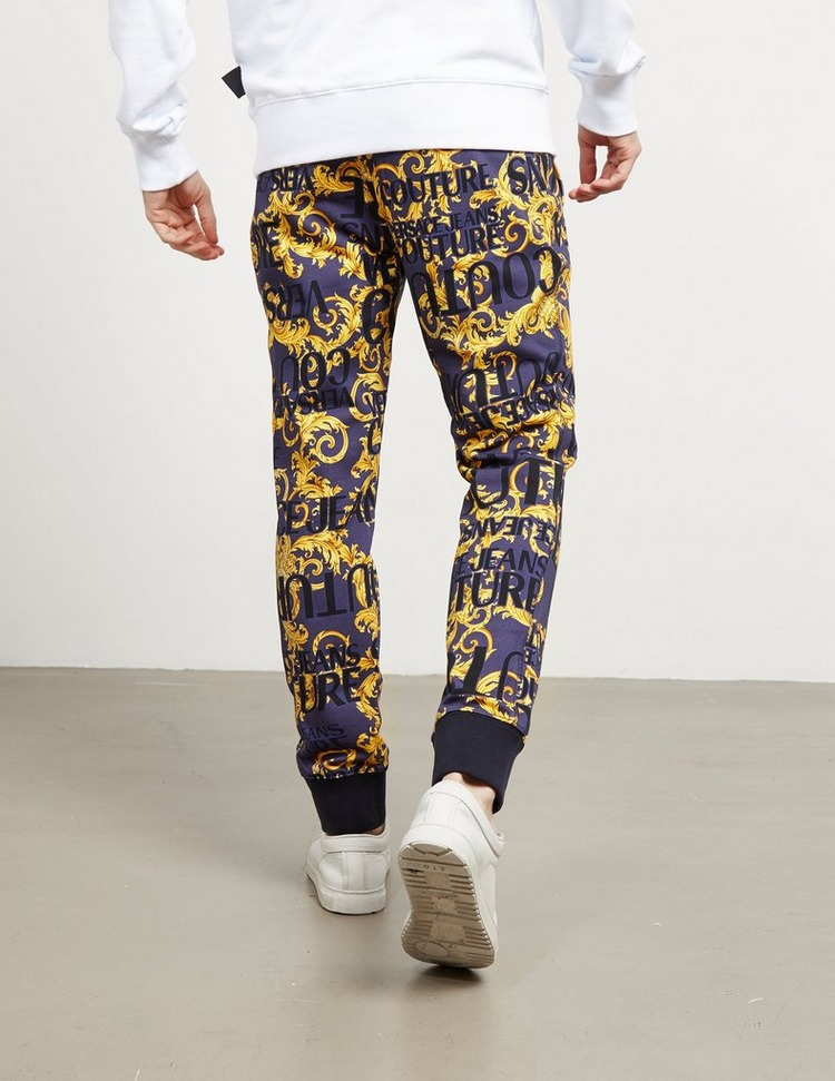 Versace Jeans Couture Baroque Print Track Pants