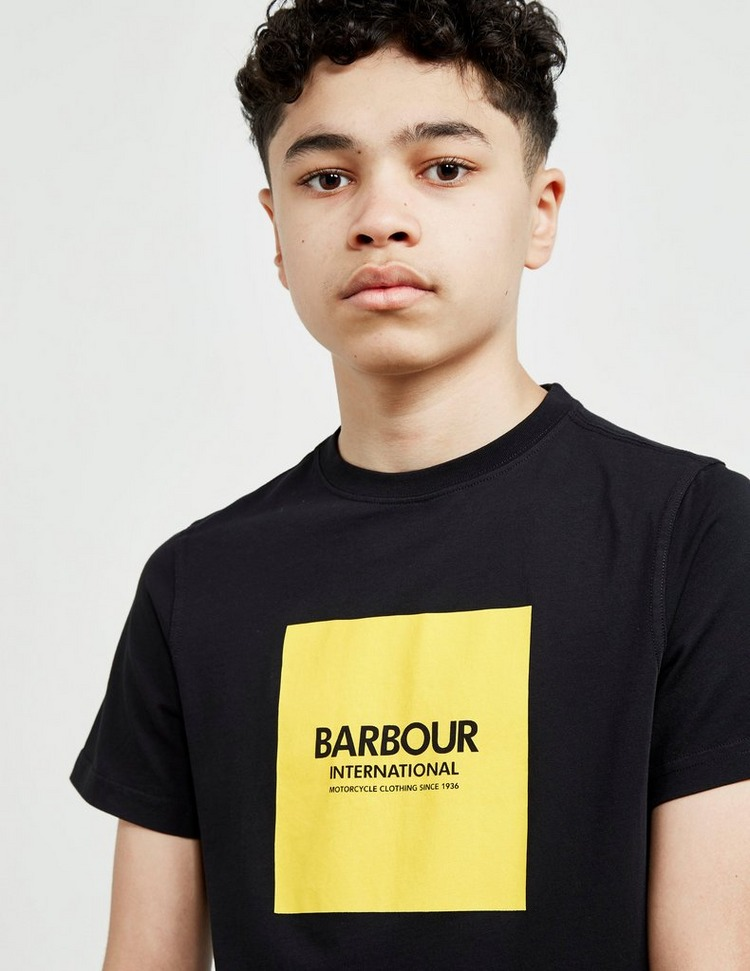 Barbour International Square Short Sleeve T-Shirt