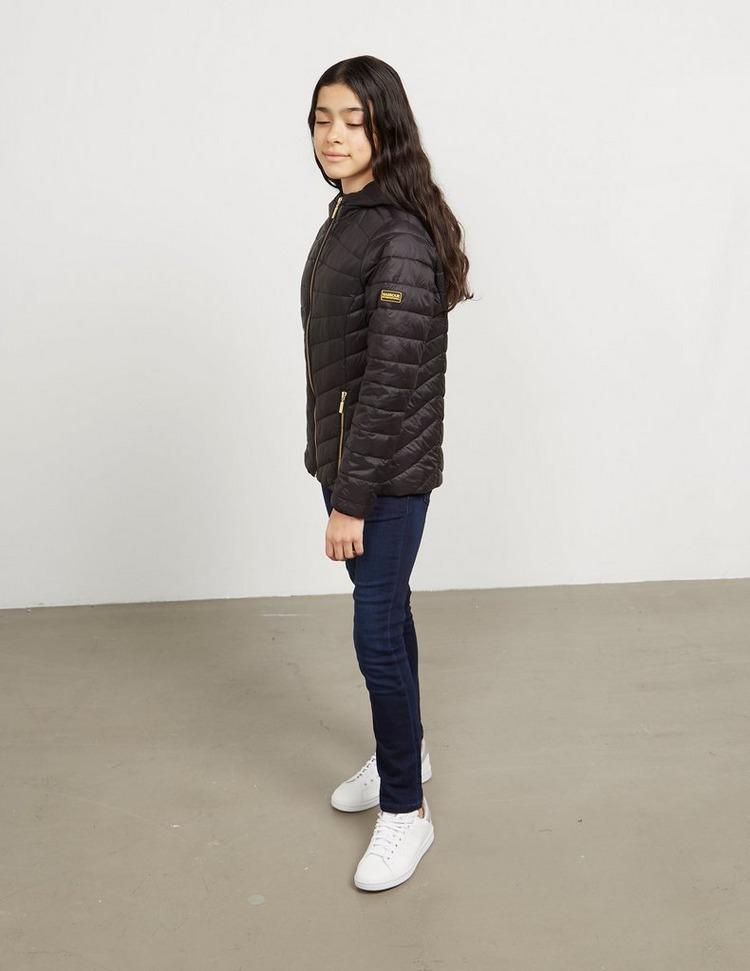 Barbour International Hooded Padded Jacket