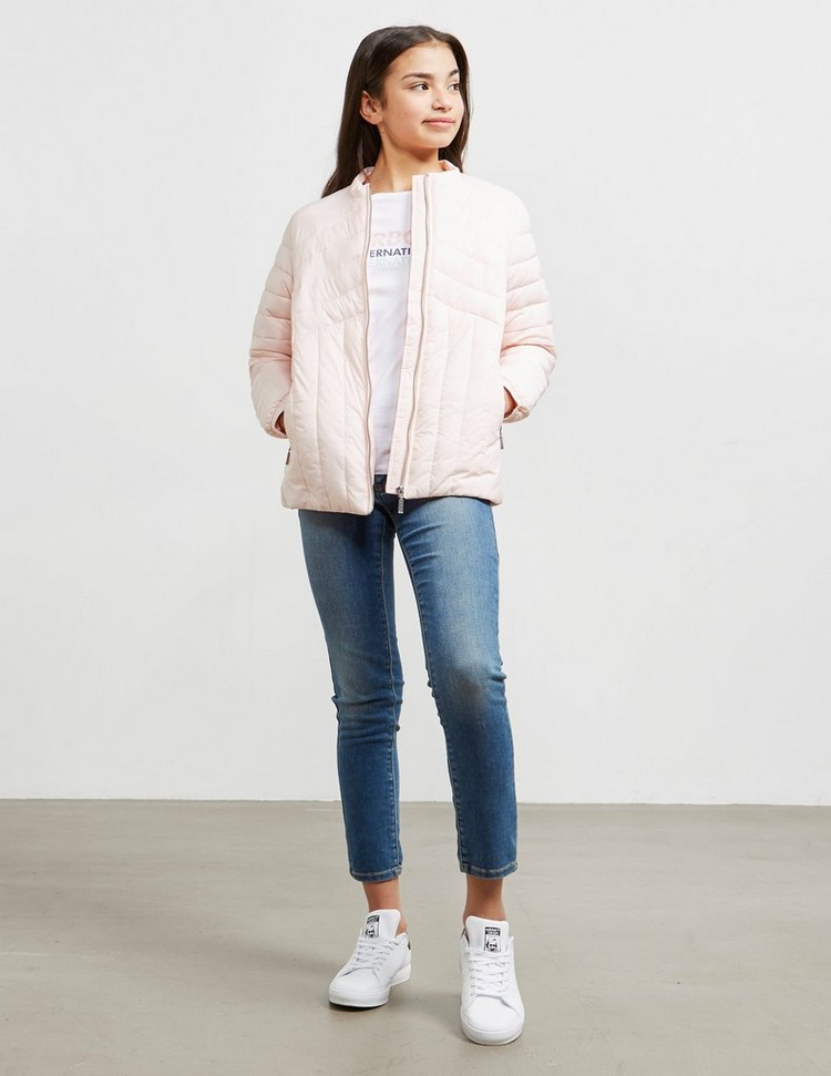 Barbour International Quilted Jacket