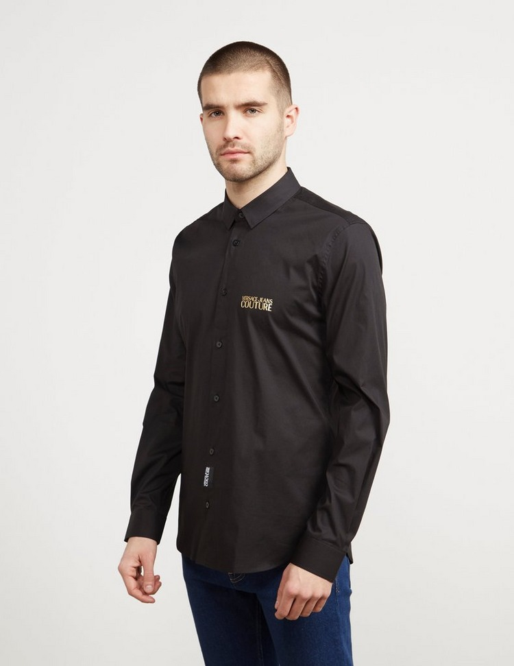 Versace Jeans Couture Basic Long Sleeve Shirt