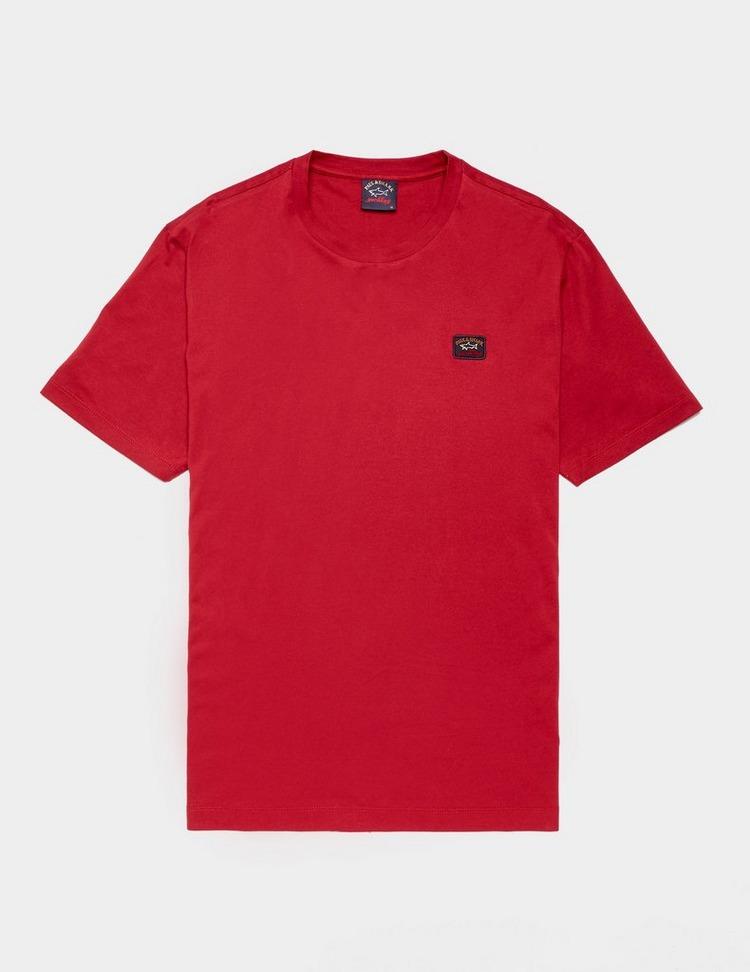 Paul and Shark Short Sleeve Badge T-Shirt