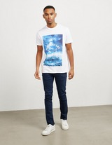 Paul and Shark Ocean Logo Short Sleeve T-Shirt