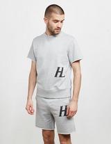 Helmut Lang Short Sleeve Sweatshirt
