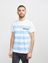 Helmut Lang Bars Short Sleeve T-Shirt