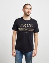 True Religion Sequin Short Sleeve T-Shirt