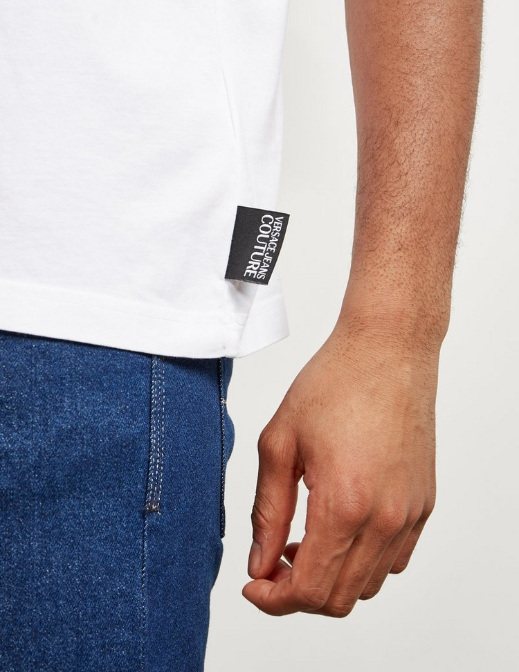 Versace Jeans Couture Basic Short Sleeve T-Shirt