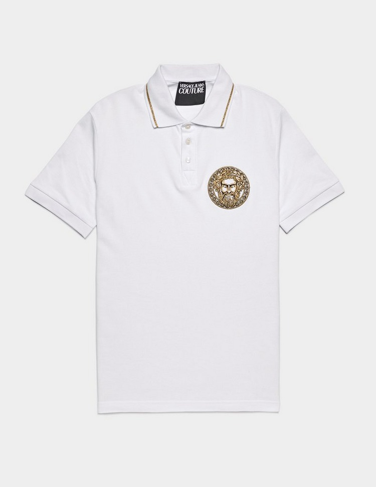 Versace Jeans Couture Adriano Short Sleeve Polo Shirt