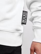 Versace Jeans Couture Gold Foil Logo Sweatshirt
