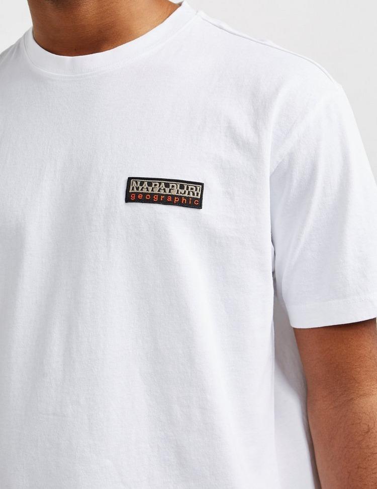 Napapijri Tribe Core Logo Short Sleeve T-Shirt