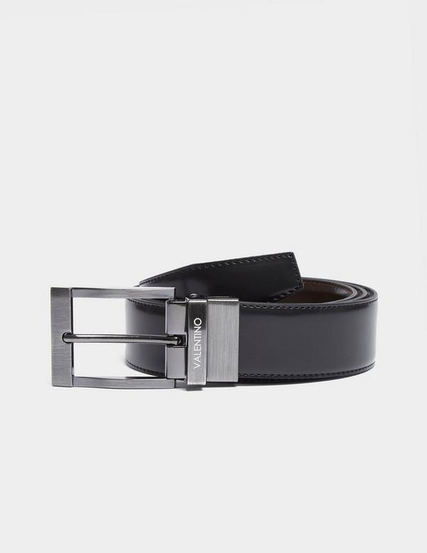 Valentino by Mario Valentino Victor Smooth Belt
